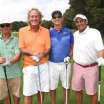 Mark Schoen, Larry Seigel, Neil Paladino, Savitt Partners LLC; Douglas Maxwell