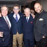 Drew Nieporent-Myriad Restaurant Group, Walter Rauscher-ARC Restaurant Group, Tom Gambino, Sr. & Friends