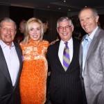 Ken Rosenthal & friend, Marc Heller-CIT Financial, Sy Blechman-Perceptions/Tharanco