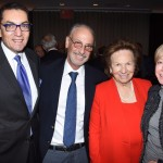Andrew Rotondi, Frances Gambino-GM&SF,  Dr & Mrs. Howard Kerpen