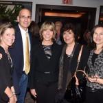 Mr&Mrs. Gary Rodbell, Roseanne Cumella & Friend, Mary Frances Gambino-Rotondi-GM&SF Event Chair