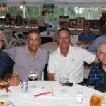 Andy Jassin, Bruce Gomberg, Warren Kissin & Gene Rothkopf