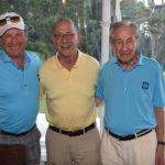 Tommy Gambino,Jr., Dr. Joel Aaron Bronstein, Tom Gambino, Sr.